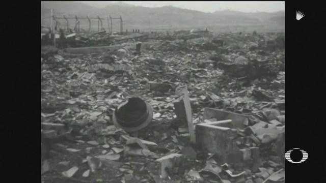 75 aniversario del ataque nuclear a Hiroshima