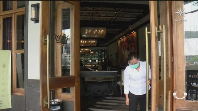 Se reabrirán bares, antros y salones de fiesta en CDMX operando como restaurantes
