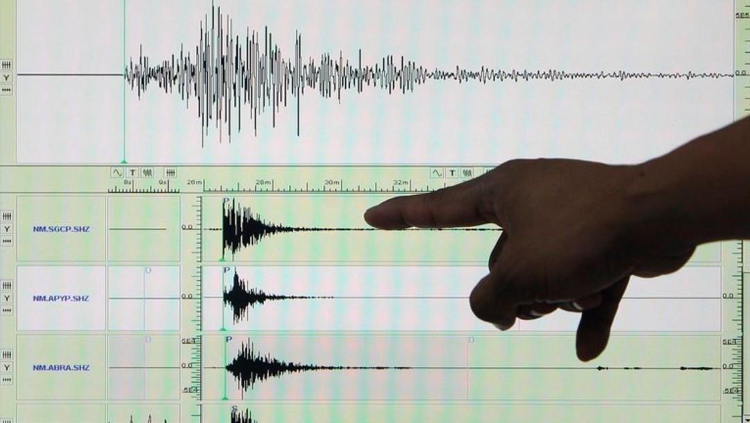 Sismo de magnitud 5.3 sacude el Pacífico al noreste de las islas Fiyi