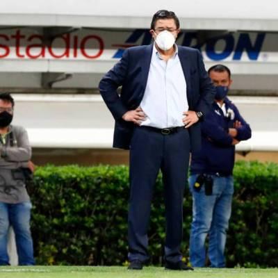 Luis Fernando Tena fue despedido de Chivas luego de perder 1-0 frente al Puebla y marchar antepenúltimo en el torneo Torneo Guard1anes 2020 BBVA MX