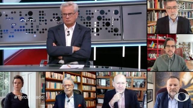 Video: Implicaciones en el caso Lozoya y el combate a la corrupción del gobierno de AMLO, en Tercer Grado