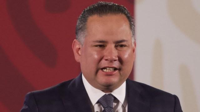 Titular de la Unidad de Inteligencia Financiera (UIF) de Hacienda, Santiago Nieto