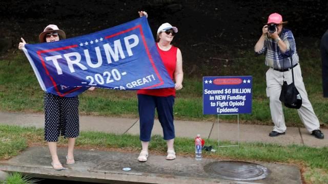 El presidente Donald Trump recibirá la nominación del Partido Republicano para contender en las elecciones para Presidente de noviembre de 2020
