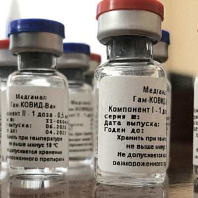 Rusia vacunará a sus médicos contra COVID-19 en dos semanas
