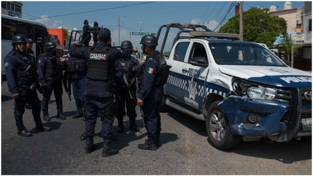 Violencia Policía Veracruz