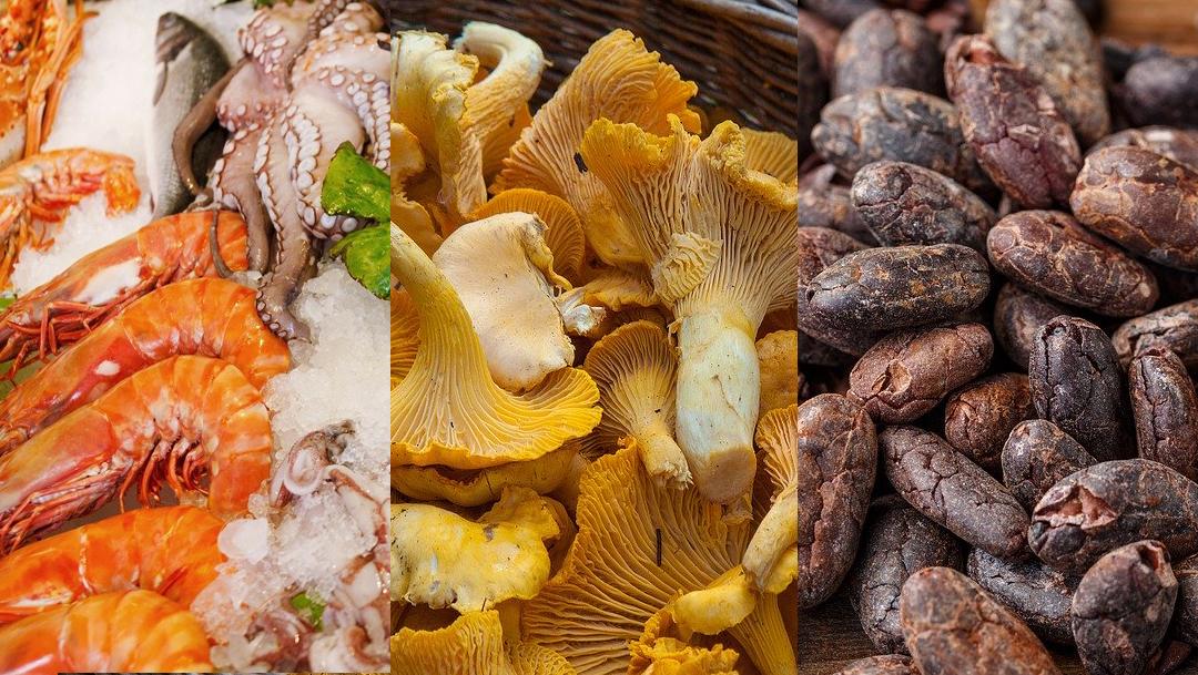 5 alimentos con más cadmio: se encuentra en la naturaleza, pero la acción humana hace que contamine algunos alimentos
