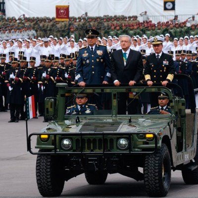 ¿A qué hora y cómo será el Desfile Militar este 16 de septiembre 2020?