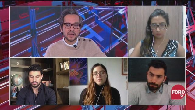 activistas y policia capitalina se enfrentan de nuevo El análisis en Punto y Contrapunto