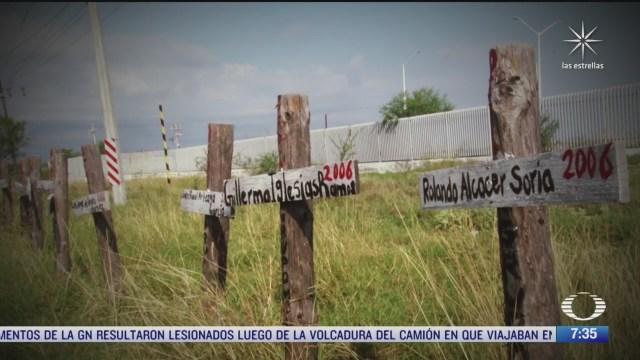 acuerdan indemnizacion a deudos de mineros que murieron en pasta de conchos en