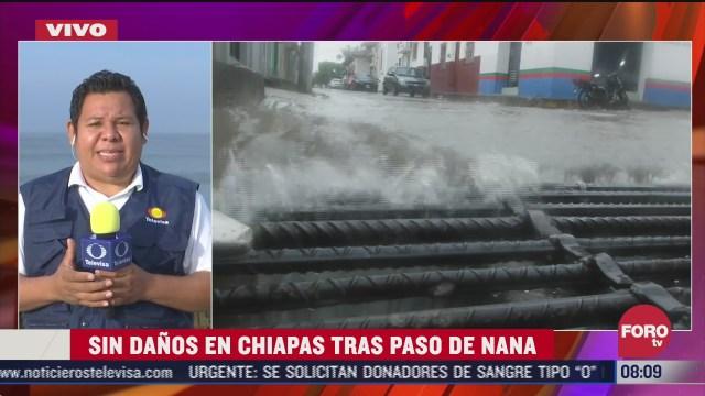 afectaciones por lluvia en mexico