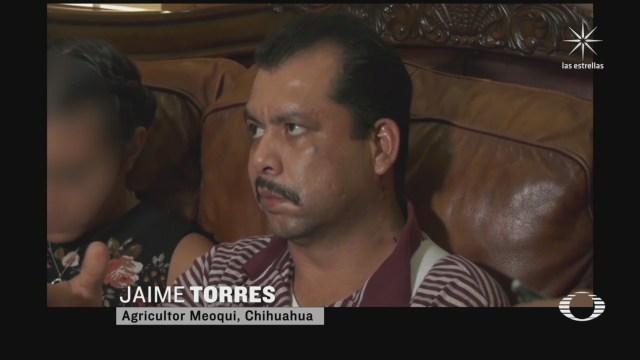 Jaime Torres agricultor herido por la gn durante protesta por la boquilla narra los hechos