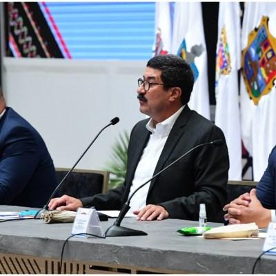 Gobernadores de la Alianza Federalista anuncian su salida de la Conago