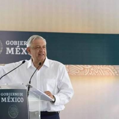 El presidente Andrés Manuel López Obrador dijo que los integrantes del FRENAAA tienen garantizado su derecho a la manifestación