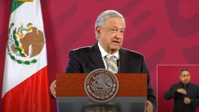Andrés Manuel López Obrador, conferencia prensa 17 de septiembre