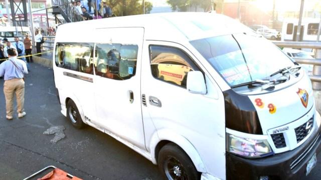 Estas son las rutas del Valle de México donde se cometen más asaltos al transporte público