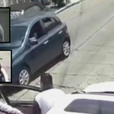 Captan asalto a mano armada a automovilistas en Ecatepec