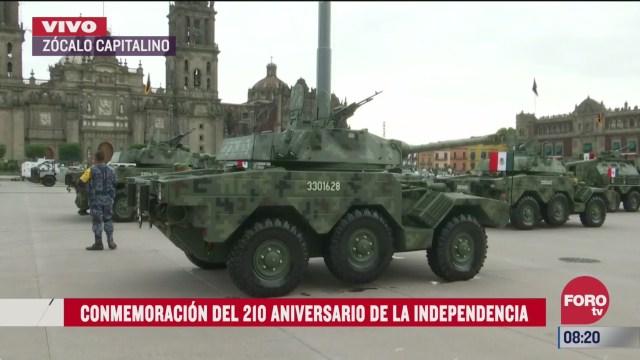 asi son los vehiculos blindados del ejercito mexicano