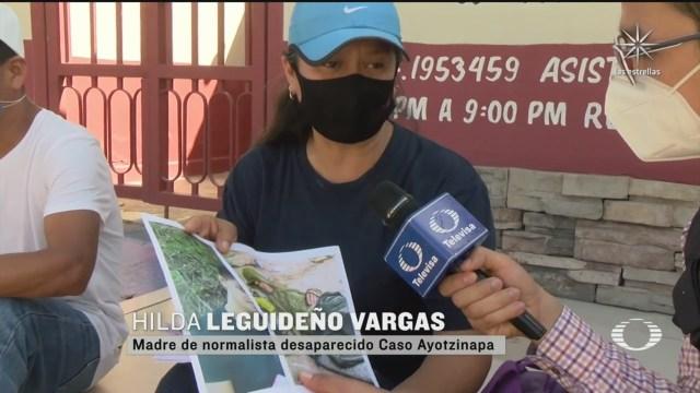 buscan a normalista de ayotzinapa en mexicali baja california