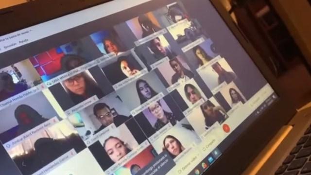 Suspenden a maestra por video donde grita a sus alumnos