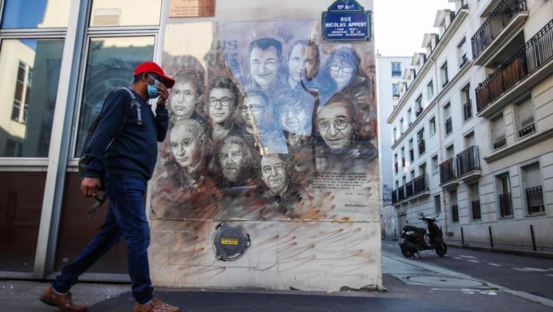Comienza en Francia el juicio por el atentado contra el semanario Charlie Hebdo