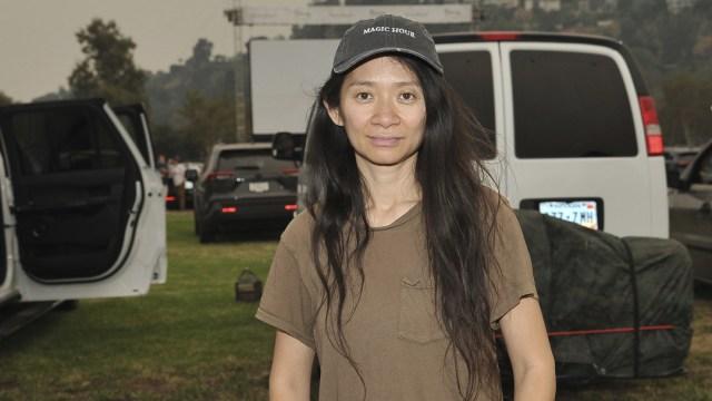 Chloe Zhao, directora estadounidense