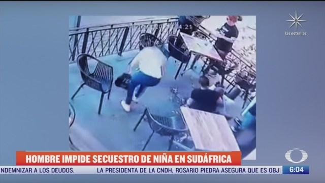 comensal frustra secuestro de una nina de cuatro anos en restaurante