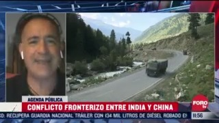 conflicto fronterizo entre india y china