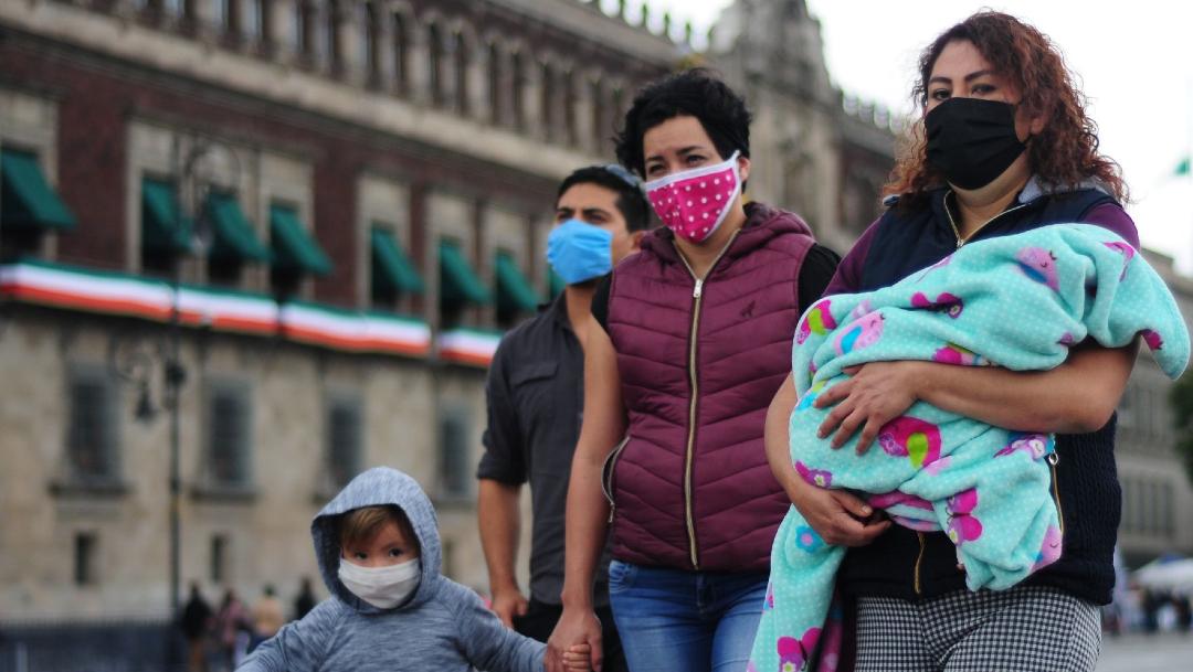 En las últimas 24 horas van 455 muertes por coronavirus en México