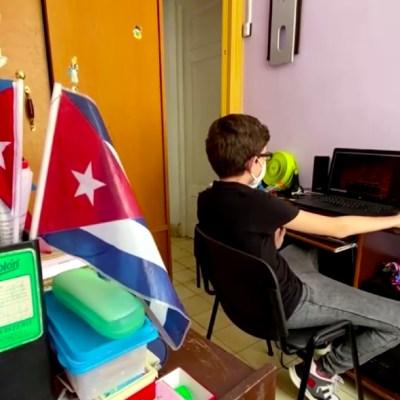 Niño cubano de 12 años crea videojuego sobre la vacuna contra el COVID-19