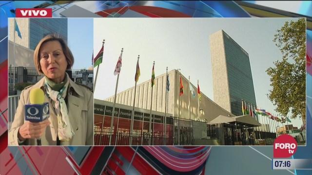 debates de alto nivel iniciaran en la asamblea general de las naciones unidas