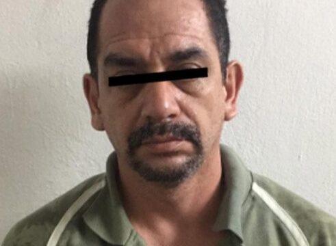 Detienen a Hueman Valente N, uno de los hombres más buscados en Edomex