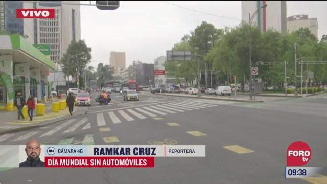 dia mundial sin automoviles