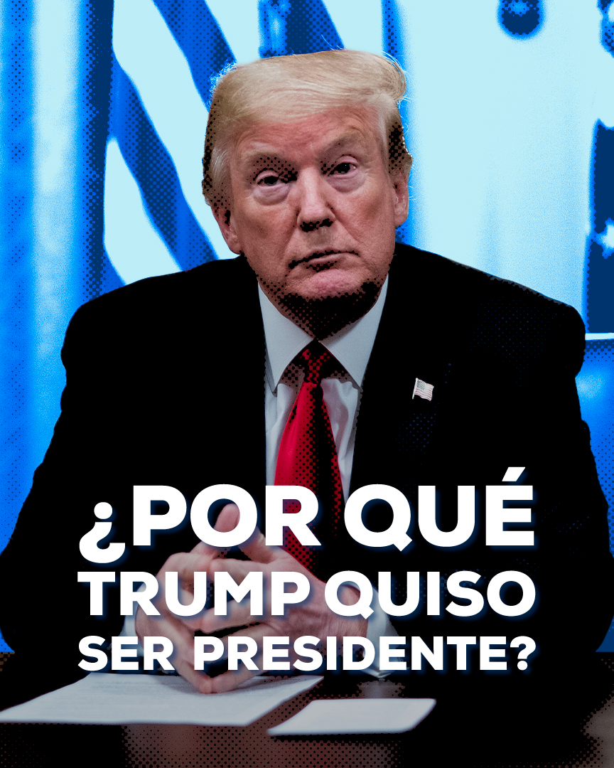 Donald Trump Biografía Presidente Foto