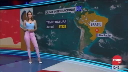 el climaenexpreso internacional del 25 de septiembre del