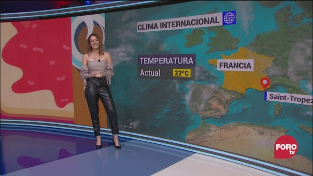 el climaenexpreso internacional del 29 de septiembre del