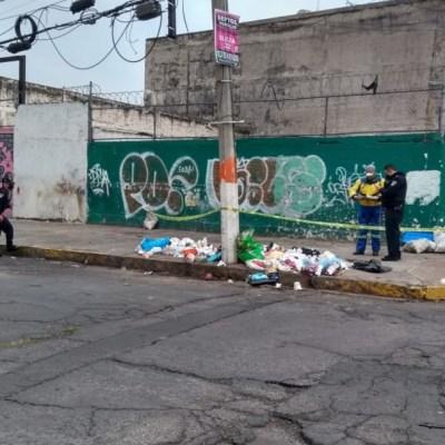 Encuentran cuerpo de bebé recién nacido en calles de CDMX