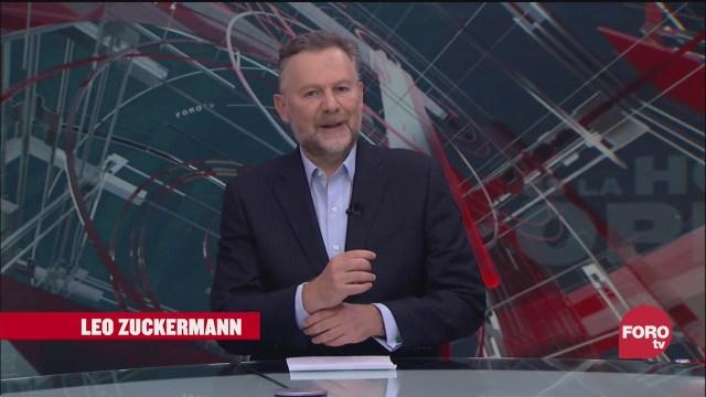 Es La Hora Opinar con Leo Zuckermann Fortov Programa Completo 23 Septiembre 2020