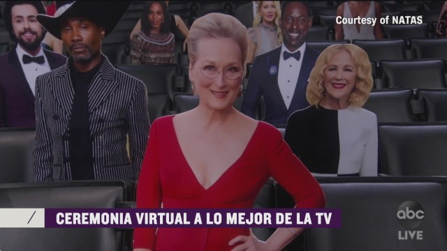 espectaculosenexpreso ceremonia virtual a lo mejor de la tv