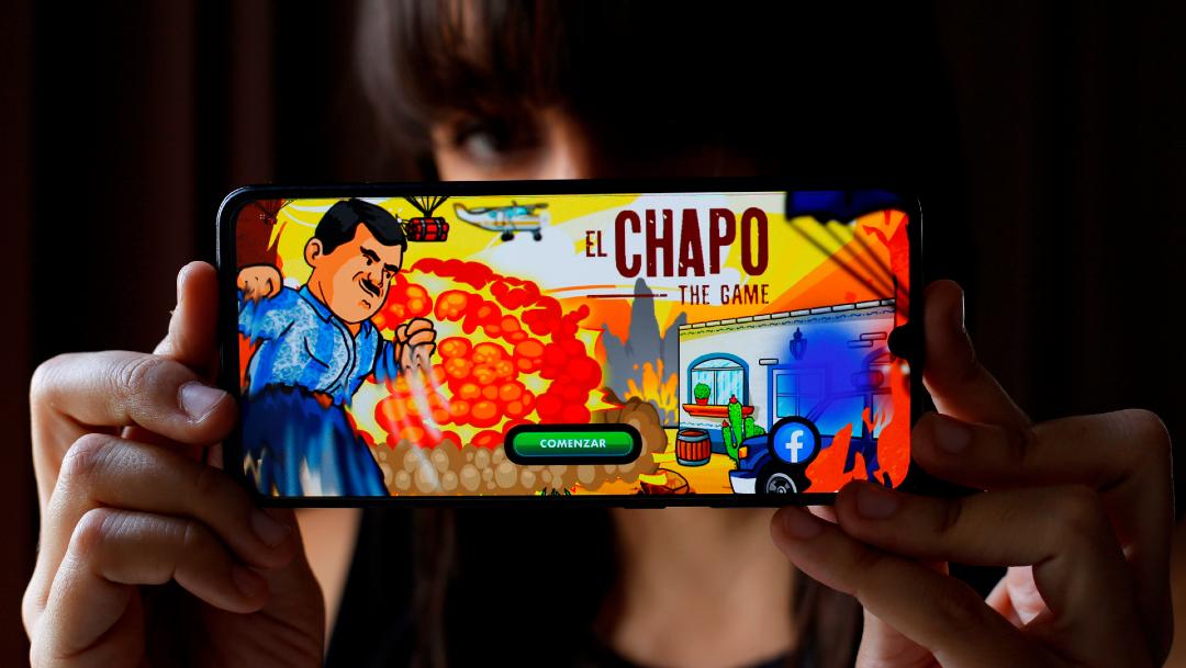 Estudiantes mexicanos crean videojuego del Chapo Guzmán para pagar sus estudios
