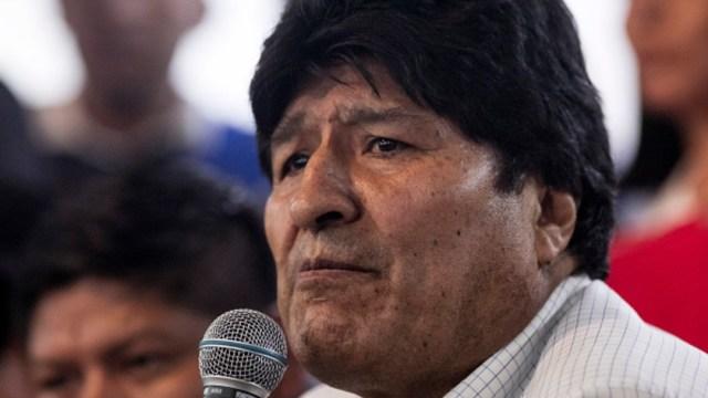 Gobierno de Bolivia niega persecución política contra Evo Morales