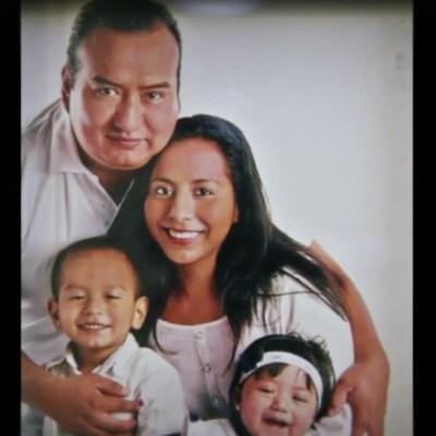 Familia y amigos recuerdan a Luis Rey Calderón Leal, médico que murió combatiendo al COVID