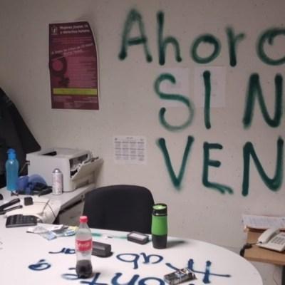 Denuncian agresión y violencia policial en desalojo de CODHEM