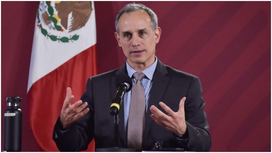 Denuncia Hugo López-Gatell