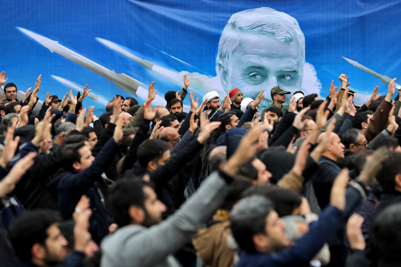 Qassem Soleimani, Irán, Donald Trump, conflictos armados