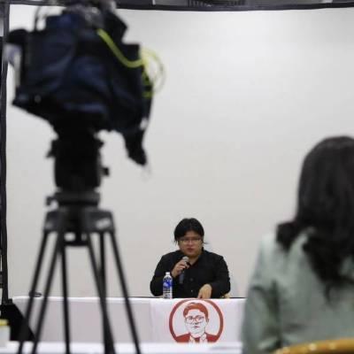 El politólogo Gibrán Ramírez se sumó a la búsqueda de la dirigencia nacional de Morena