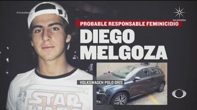 giran orden de aprehension y solicitan ficha roja contra diego n presunto asesino de jessica