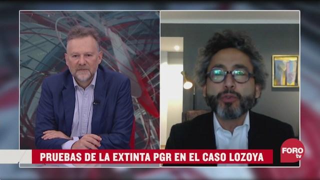 Leo Zuckermann platica con el periodista Salvador Camarena sobre el caso Lozoya y la PGR