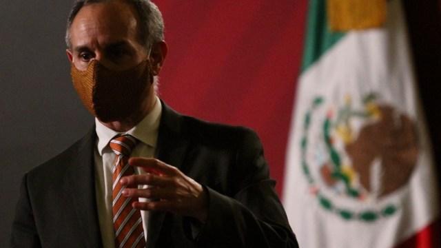 Vacuna contra influenza no produce la enfermedad: López-Gatell