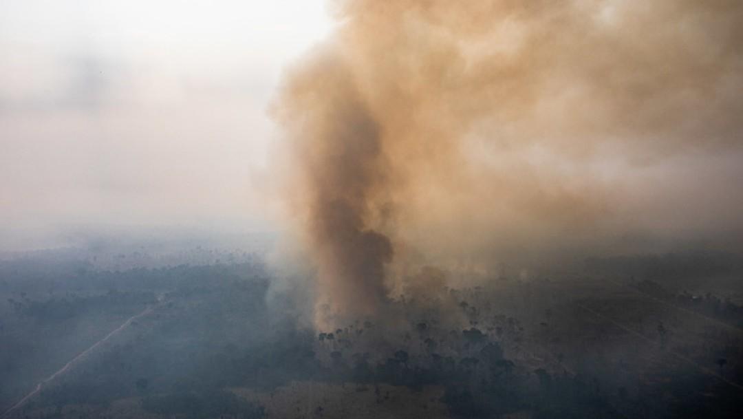 Brasil Incendios