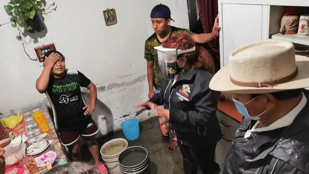 Por tormenta, Iztapalapa cancela ceremonia y musical virtual del Grito de Independencia
